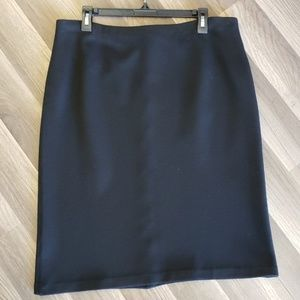 Pencil skirt, black, Calvin Klein